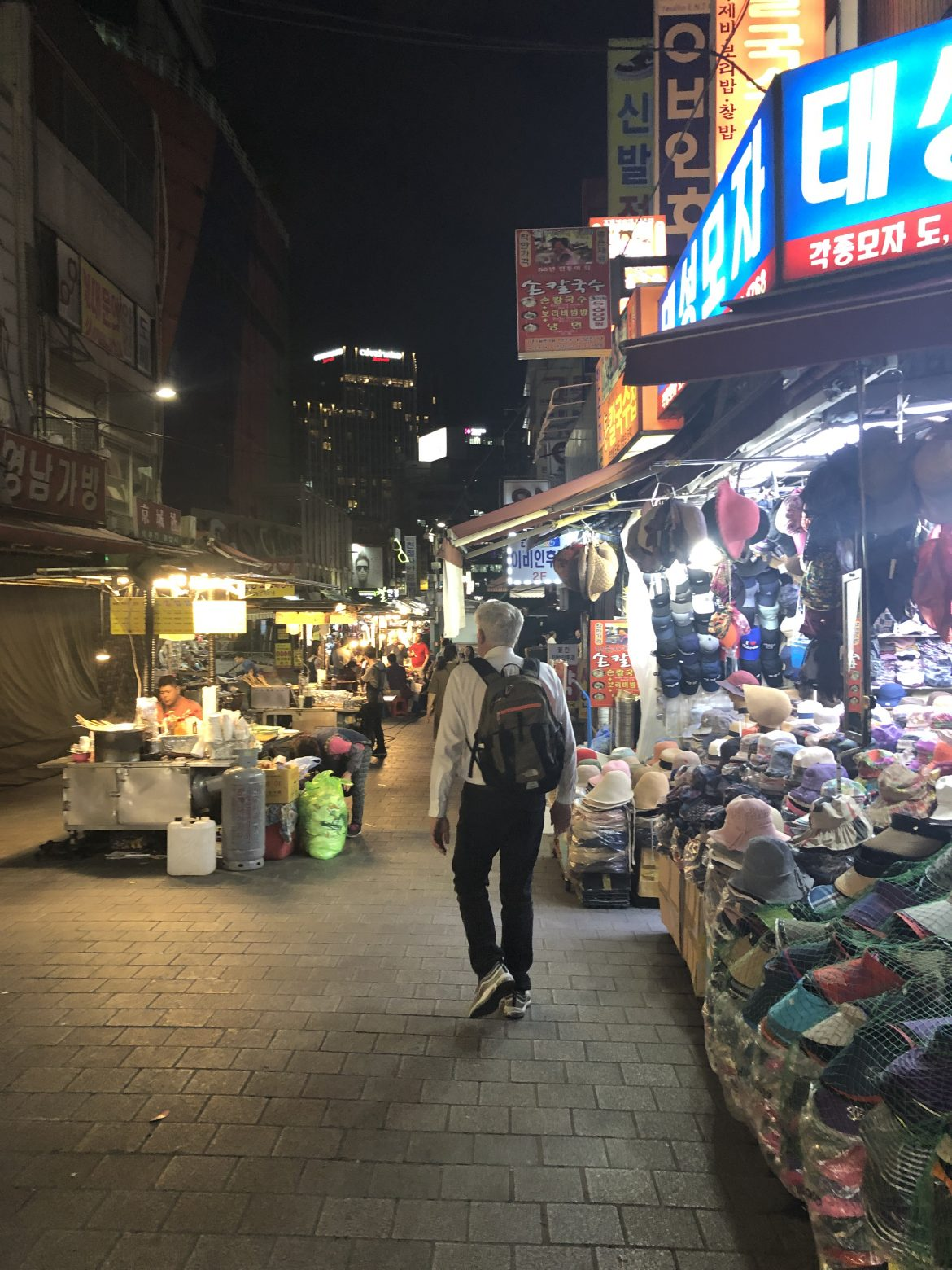 Seoul-Searching for Tex-Mex